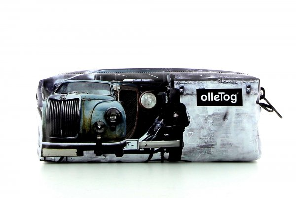 Pencil case Rabland Salcher car, vintage, retro, audi, oldtimer