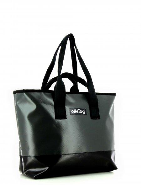 Shopping bag Lana mud