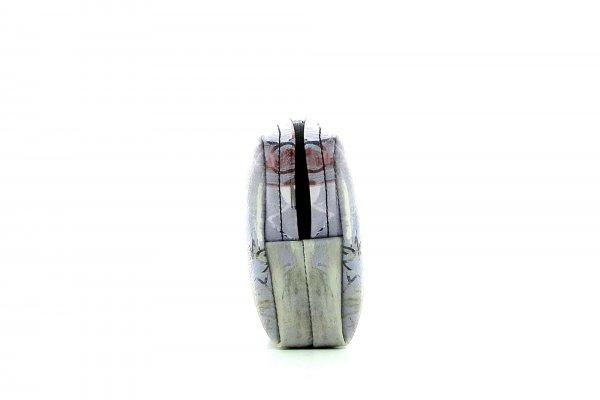Cosmetic bag Vilpian Kofel car, audi, oldtimer, vintage, retro, brown