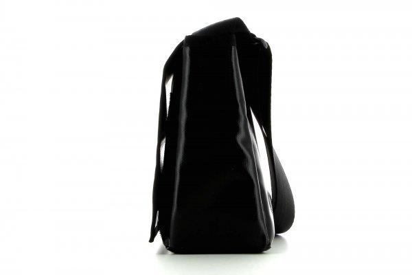Messenger bag Eppan Montani racing cycle, retro, vintage, turquoise, white, black