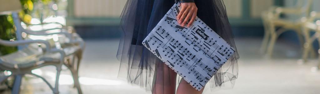 Laptoptasche aus Lkw Plane
