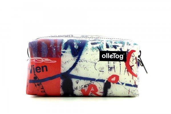 accessori Schorn graffito, scritture, astratto, rosso, bianco, blu