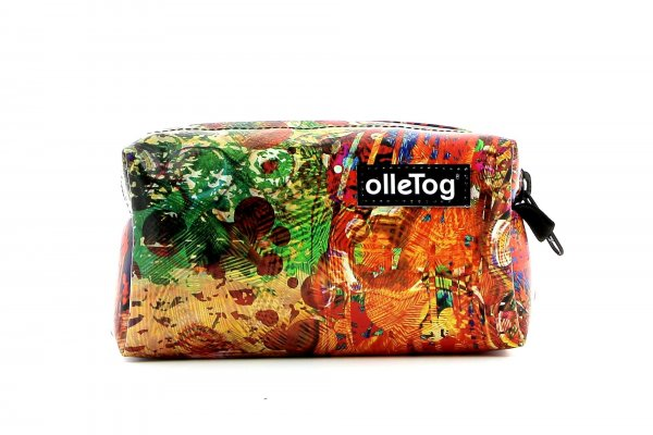 Accessory Schallhof colorful, abstract, red, blue, green