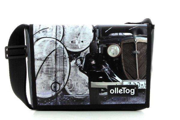 Umhängetasche Eppan Salcher Auto, Vintage, retro, Audi, Oldtimer