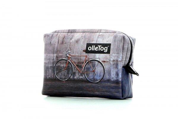Cosmetic bag Vilpian Kranebit racing bicycle, wall