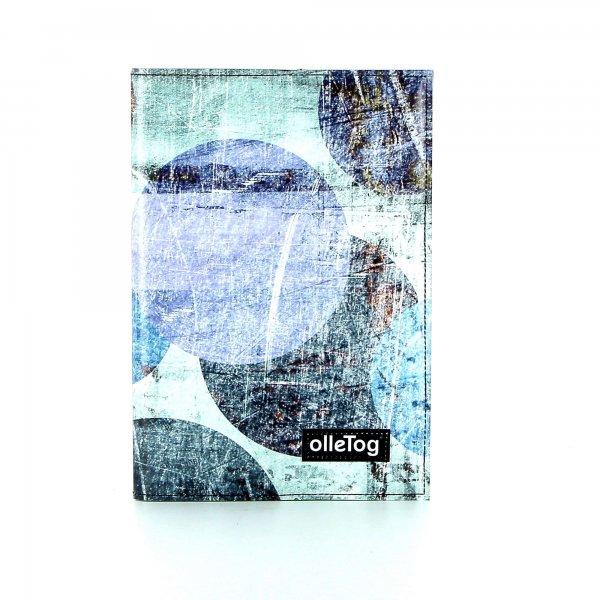 quaderno Tarsch - A5 Appolonia astratto, punti, blu