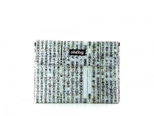 Tablettasche Eggen 11'' Waldboden Schriften, japanische Zeichen