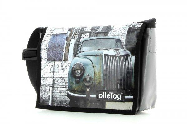 Umhängetasche Eppan Sigmund Auto, MG, Vintage, retro, Oldtimer