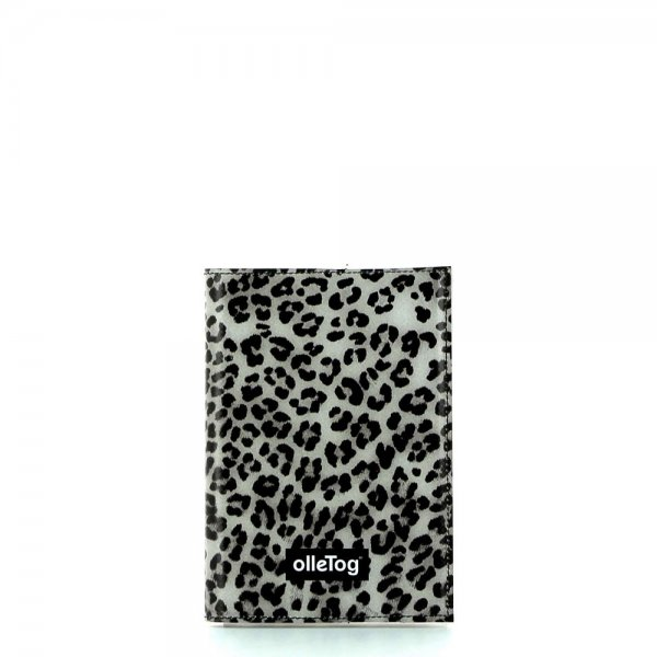 Home & Office Notebook Treib leopard, brown, black, gray