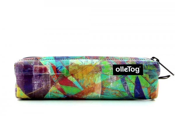 Pencil case Marling Brenner abstract, colorful, geometric