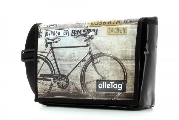 Umhängetasche Eppan Garber Fahrrad, Vintage, retro