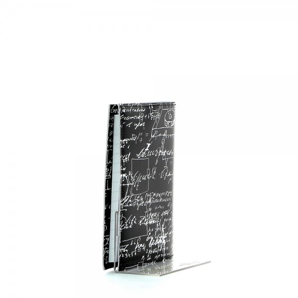 Notebook Laas - A6 Kaltegg scriptures, black, white