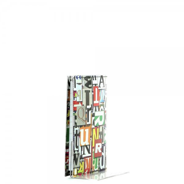 Notizheft Laas - A6 Galilei Schriften, bunt