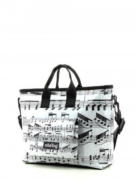 Shopping bag Tschars XXX April Grau
