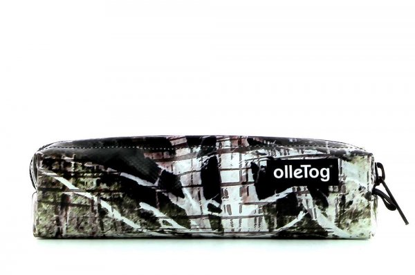 Pencil case Marling Franzoi tree, abstract, black, white