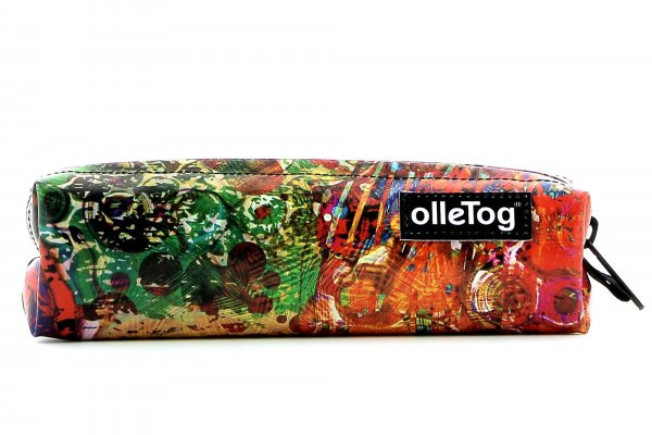 Pencil case Marling Schallhof colorful, abstract, red, blue, green