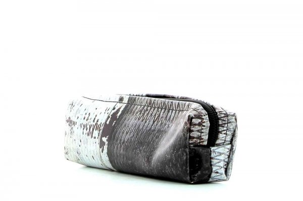 Pencil case Marling Froehlich door, metal, vintage, gray, white