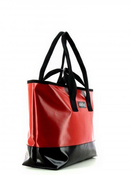 Shopping bag Lana Carmine