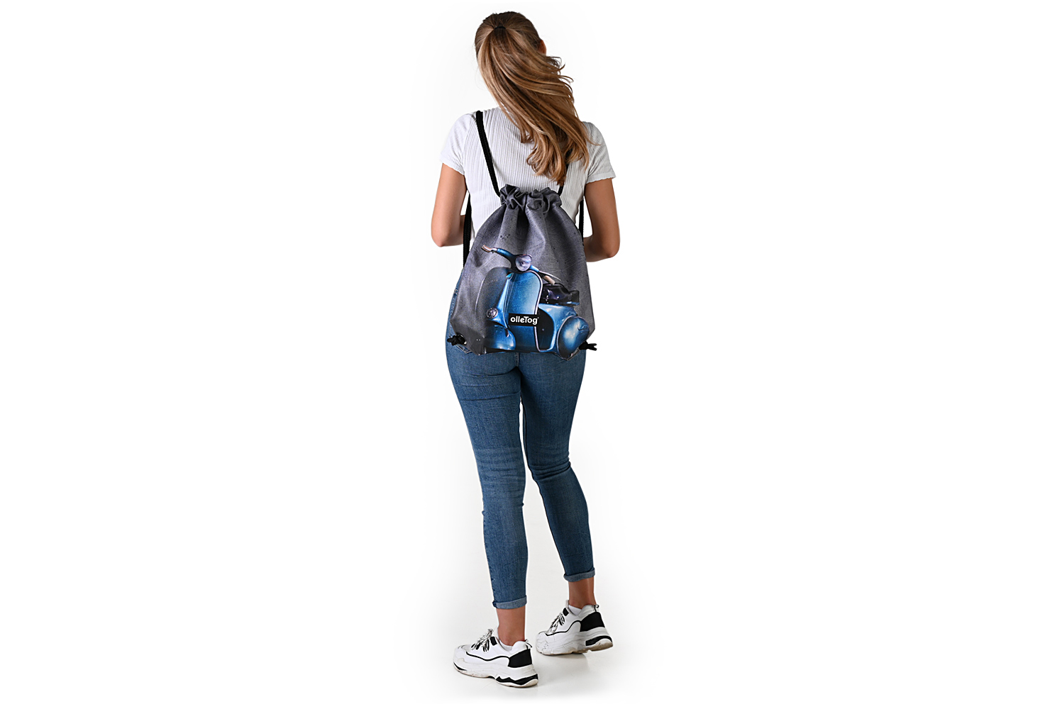 Gym backpack Corvara
